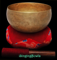 Antique Tibetan Singing Bowl #9659