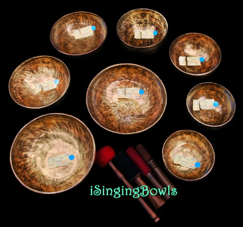 Singing Bowl Set #106