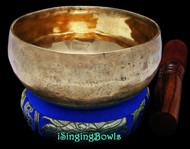 New Singing Bowl #9682