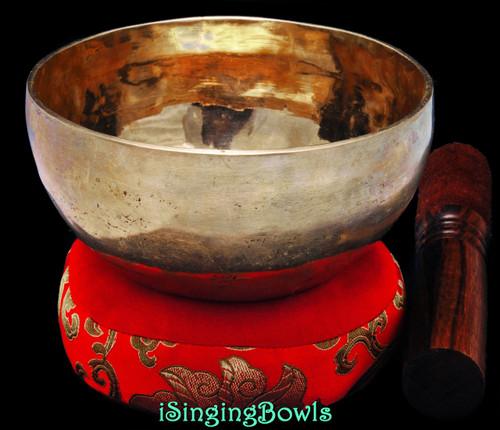 New Singing Bowl #9686
