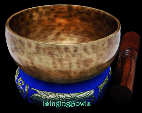 New Tibetan Singing Bowl #9695