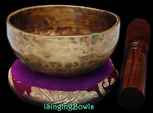 New Tibetan Singing Bowl #9696