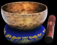 Tibetan Singing Bowl #9745