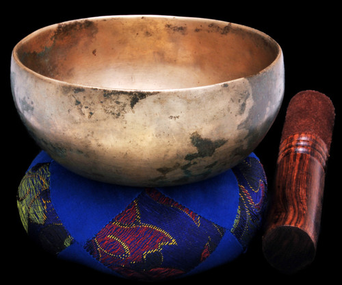 Antique Tibetan Singing Bowl #9754