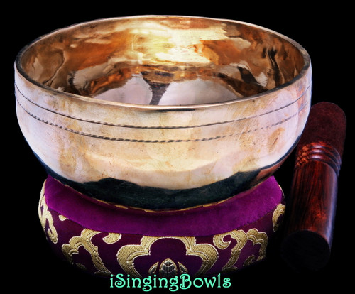 NEW Tibetan Singing Bowl #9705