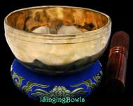 Tibetan Singing Bowl #9712