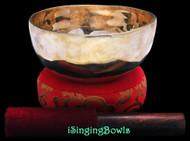 Tibetan Singing Bowl #9715