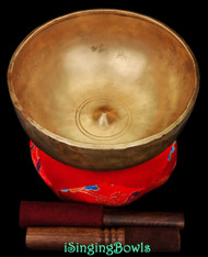 Lingam Singing Bowl: #9443