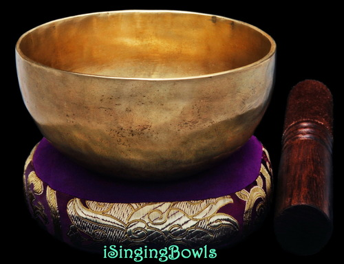 New Tibetan Singing Bowl #9289