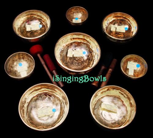 Singing Bowl Set #119