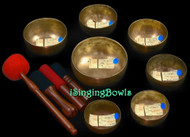 Antique Singing Bowl Set #151
