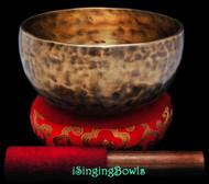 Tibetan Singing Bowl #9230
