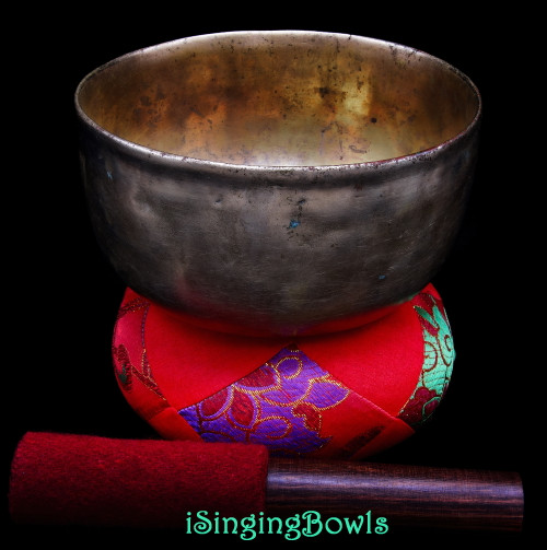 Antique Tibetan Singing Bowl #10016
