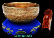 Tibetan Singing Bowl #8925