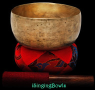 Antique Tibetan Singing Bowl #8781