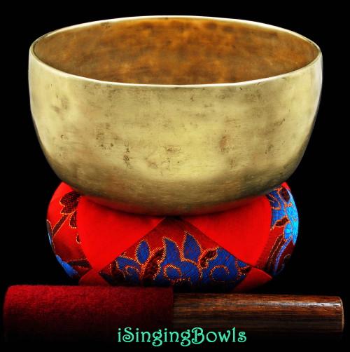 Antique Tibetan Singing Bowl #7886