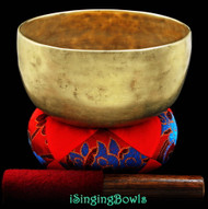 Antique Tibetan Singing Bowl #7886