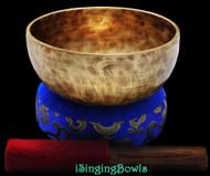 Tibetan Singing Bowl #8610