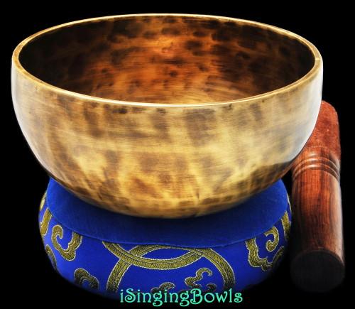 Tibetan Singing Bowl #8614