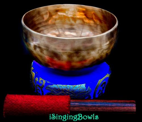 New Tibetan Singing Bowl #10248