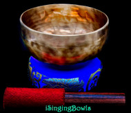 New Tibetan Singing Bowl #10248