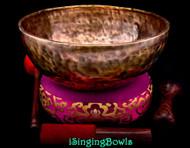 Tibetan Singing Bowl #10234