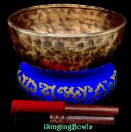 Tibetan Singing Bowl #10233