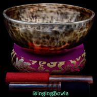 Tibetan Singing Bowl #10227