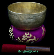 Antique Tibetan Singing Bowl #10216