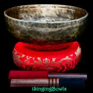Tibetan Singing Bowl #10209
