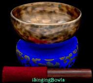 New Tibetan Singing Bowl #10189