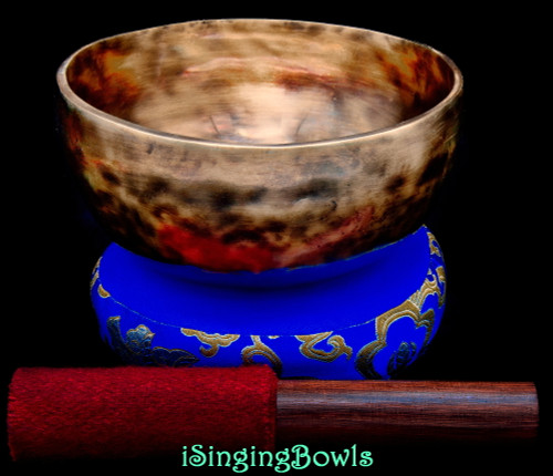 New Tibetan Singing Bowl #10184