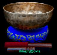 Tibetan Singing Bowl #9930