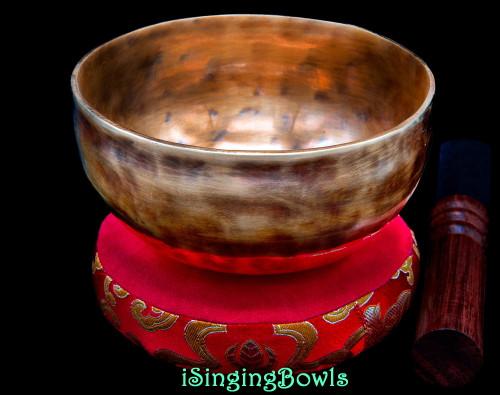 Tibetan Singing Bowl #9949