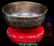 Tibetan Singing Bowl #10079
