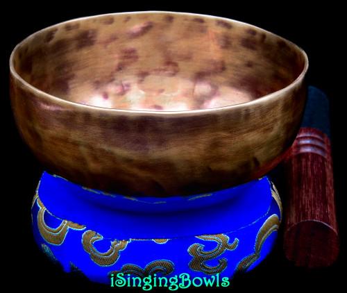 Tibetan Singing Bowl #10083