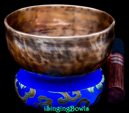 Tibetan Singing Bowl #10085
