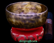 New Tibetan Singing Bowl #10098