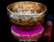 New Tibetan Singing Bowl #10166