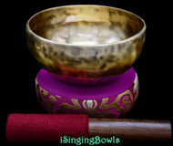New Tibetan Singing Bowl #10175