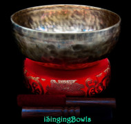 Tibetan Singing Bowl #10206