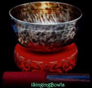 Tibetan Singing Bowl #10279