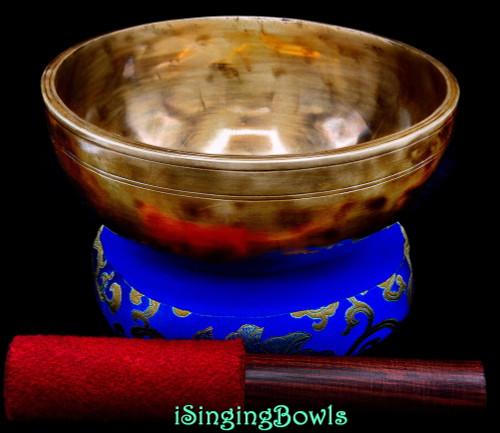 New Tibetan Singing Bowl #10282