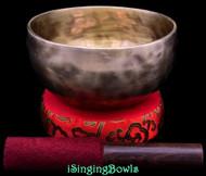 Tibetan Singing Bowl #10292