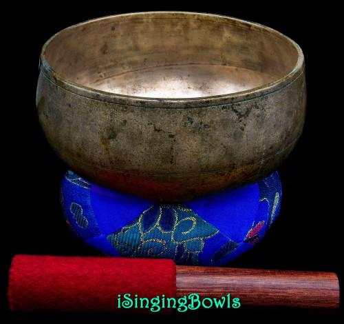 Antique Tibetan Singing Bowl #9998