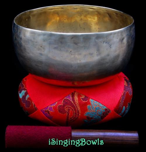 Antique Tibetan Singing Bowl #9791