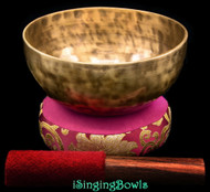 New Tibetan Singing Bowl #9942