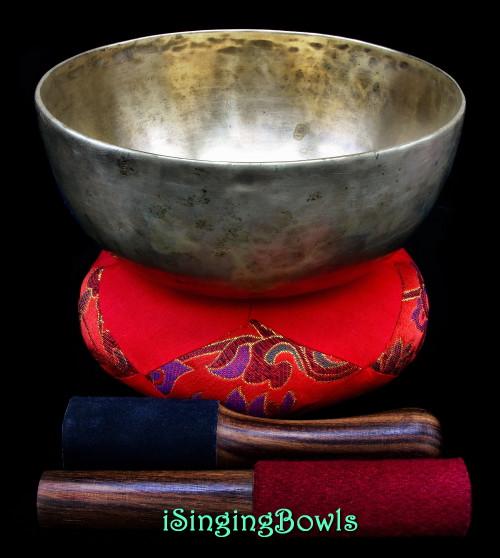Antique Tibetan Singing Bowl #9978