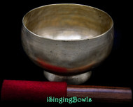 Antique Tibetan Singing Bowl #10244