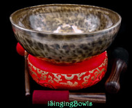 New Tibetan Singing Bowl #9965